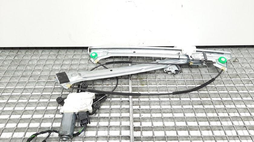 Macara electrica stanga fata cu motoras, Mercedes Viano (W639) [Fabr 2003-prezent] A6397200446 (id:423937)