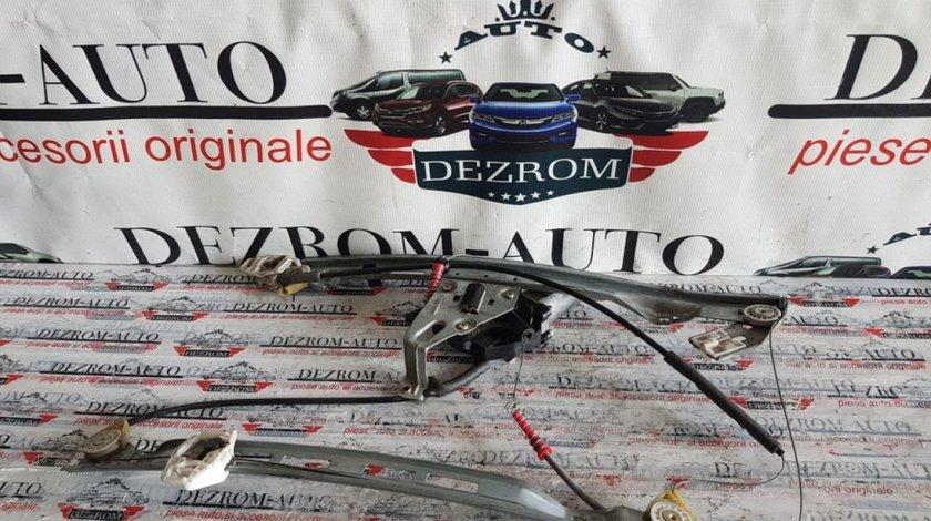 Macara electrica usa dreapta fata cu motoras Peugeot 206