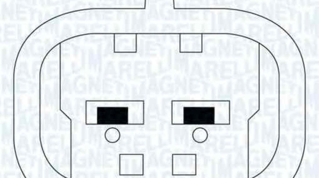 Macara geam AUDI A6 (4A, C4) MAGNETI MARELLI 350103286000