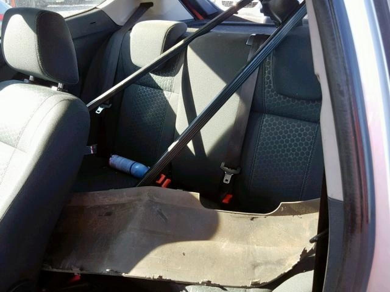 Macara geam dreapta fata Ford Fiesta Mk6 2010 Coupe 1.25