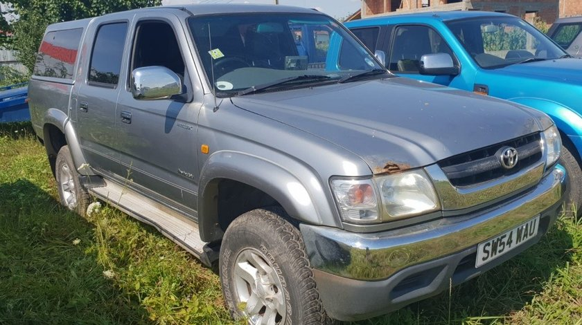 Macara geam dreapta fata Toyota Hilux 2005 suv 2.5 d-4d 2kd-ftv