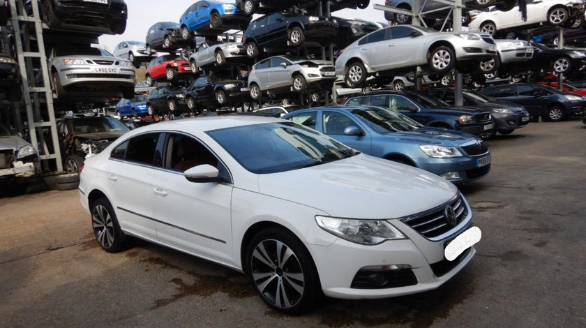 Macara geam dreapta fata Volkswagen Passat CC 2011 SEDAN 2.0 TDI