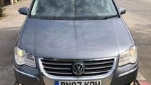 Macara geam dreapta fata Volkswagen Touran 2007 Mo...