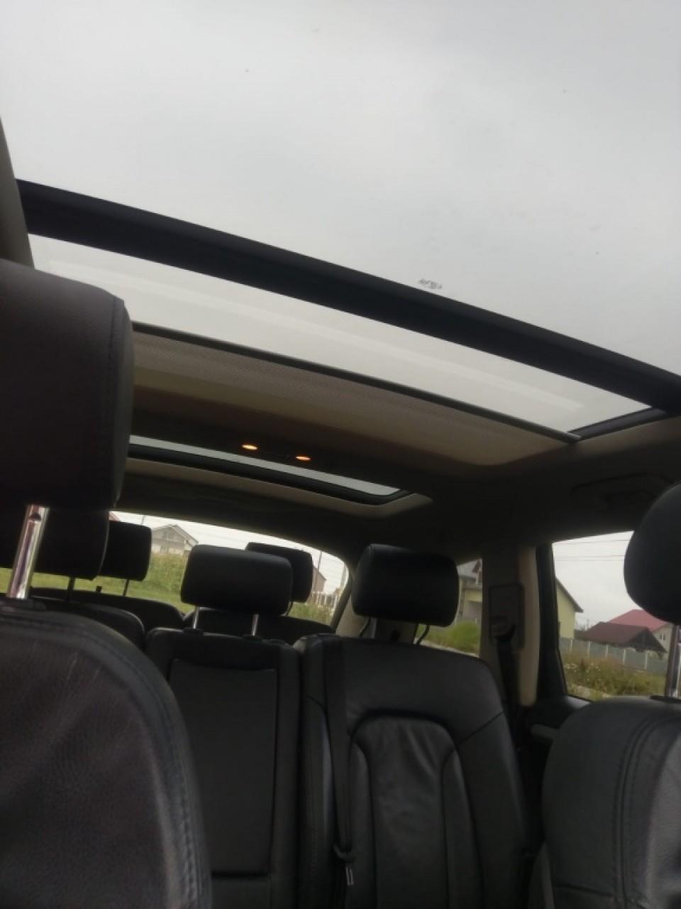 Macara geam dreapta spate Audi Q7 2006 SUV 3.0tdi