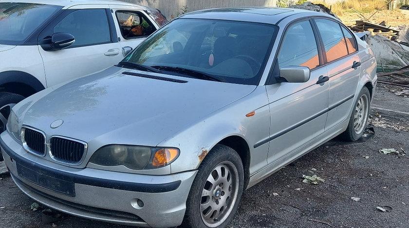 Macara geam dreapta spate BMW E46 2003 seria 3 2.0 D M47