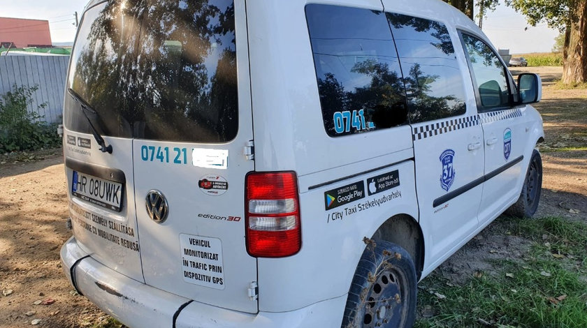 Macara geam dreapta spate Volkswagen Caddy 2011 3 facelift 2.0 tdi CFH