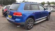 Macara geam dreapta spate Volkswagen Touareg 7L 20...