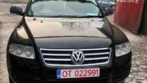 Macara geam dreapta spate VW Touareg 7L 2007 HATCH...