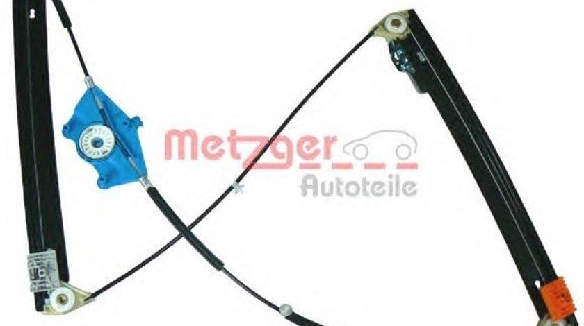 Macara geam electric fata dreapta metzeger pt audi a4 b6 2000-2004