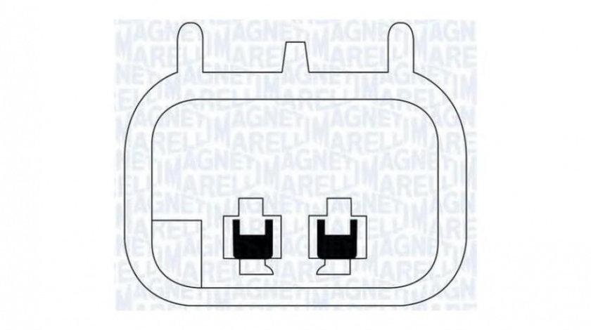 Macara geam electric Peugeot 206 (2009-2016)[T3E] #2 014434