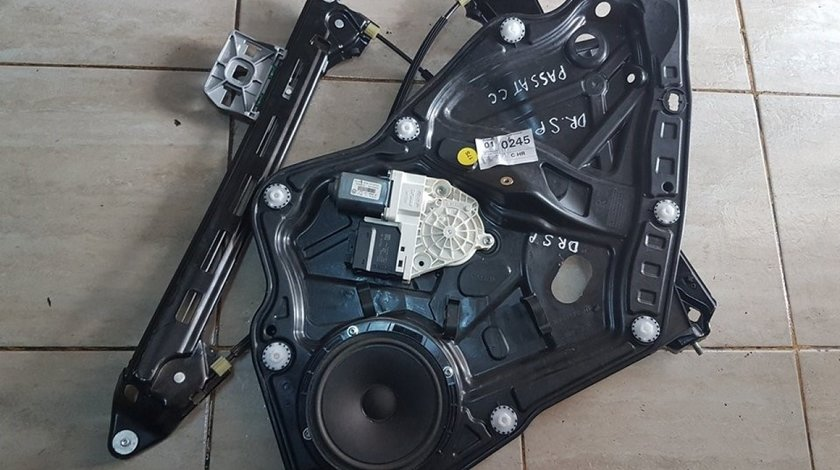 Macara geam electric usa dreapta spate vw passat cc 2008-2016