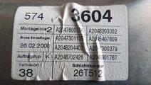Macara geam electric usa stanga spate a2047300379 ...
