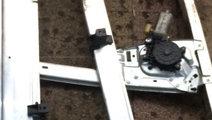 Macara geam fara motoras usa stanga Smart Fortwo p...