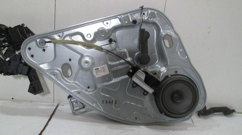 Macara geam manuala / fata de usa interioara stanga spate Ford Focus 2 An 2005 2006 2007 2008 2009 2010 2011 2012 cod 4M51-A264A27-EN include broasca