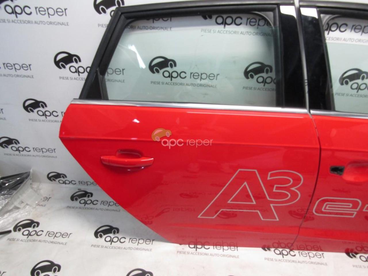 Macara geam spate dreapta  Audi A3 8V Sportback 2015