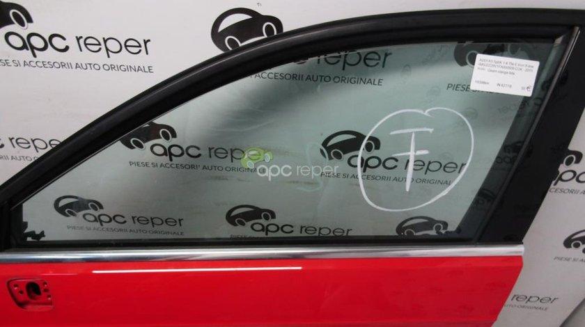 Macara geam stanga fata  Audi A3 8V Sportback  an fabr 2015