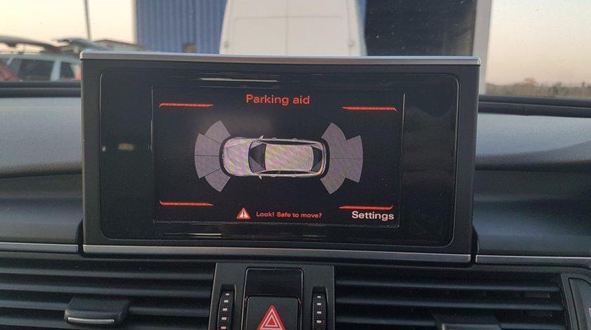 Macara geam stanga fata Audi A6 4G C7 2012 variant 2.0 tdi