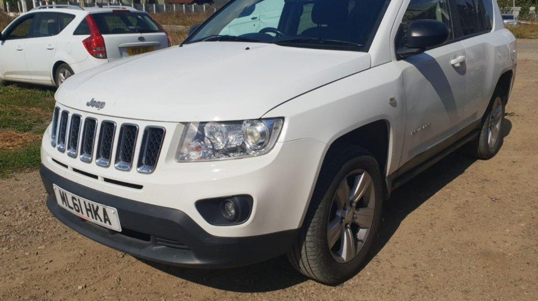 Macara geam stanga fata Jeep Compass 2011 facelift 2.2 crd om651
