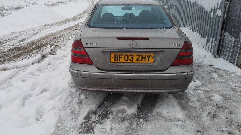 Macara geam stanga fata Mercedes E-CLASS W211 2004 BERLINA E220 CDI