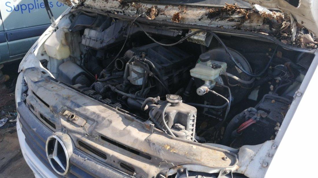 Macara geam stanga fata Mercedes Sprinter 906 2004 Duba 2.2