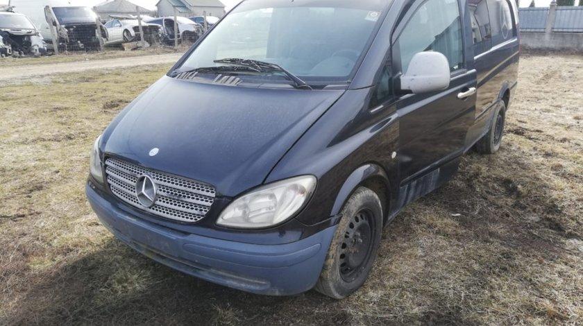 Macara geam stanga fata Mercedes VITO 2004 Van 111 w639 2.2 cdi