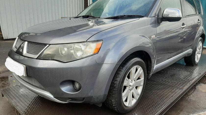 Macara geam stanga fata Mitsubishi Outlander 2008 SUV 2.2 DIESEL