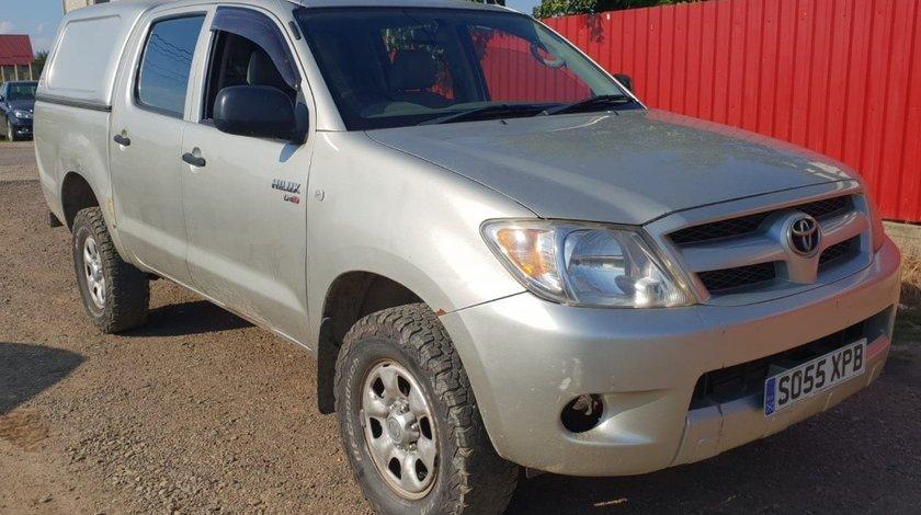 Macara geam stanga fata Toyota Hilux 2006 suv 2.5d 2kd-ftv