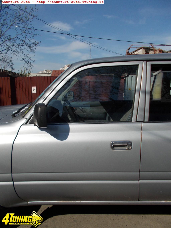 Macara geam stanga fata Toyota Land Cruiser J80
