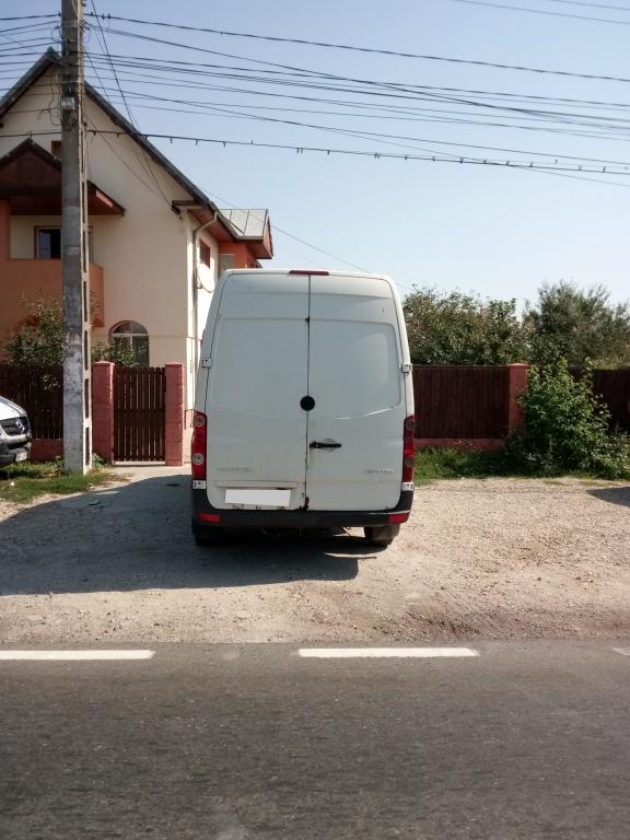 Macara geam stanga fata VW Crafter 2007 FURGON 2.5 TDI