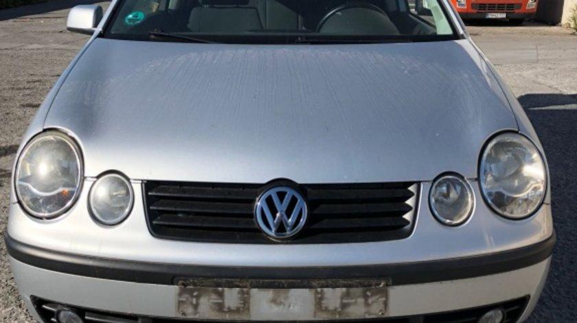 Macara geam stanga fata VW Polo 9N 2004 coupe 1.4