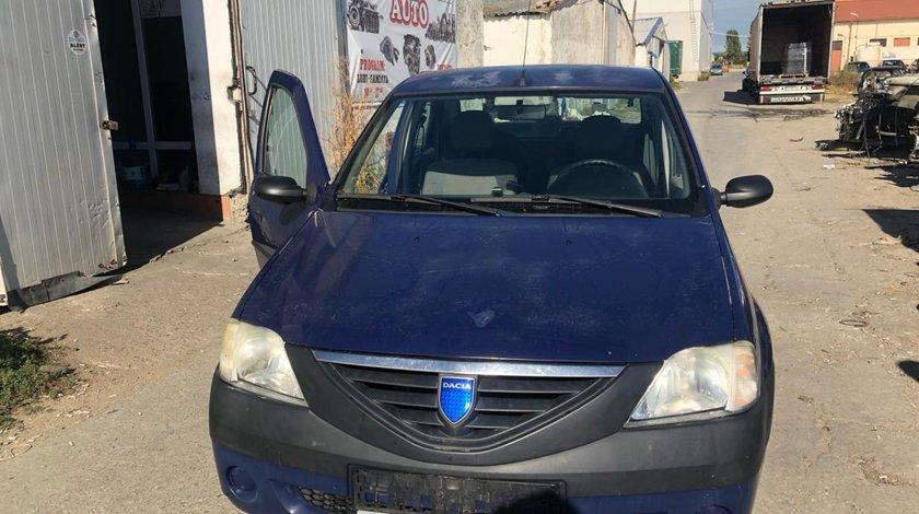 Macara geam stanga spate Dacia Logan 2007 Berlina 1.4 MPI