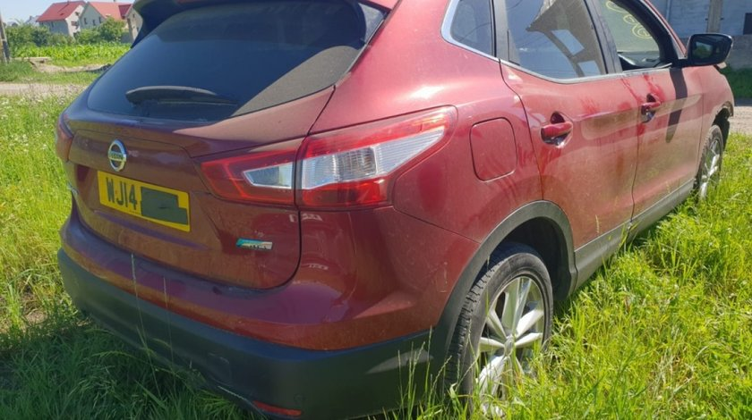 Macara geam stanga spate Nissan Qashqai 2014 SUV 1.5dci 1.5 dci
