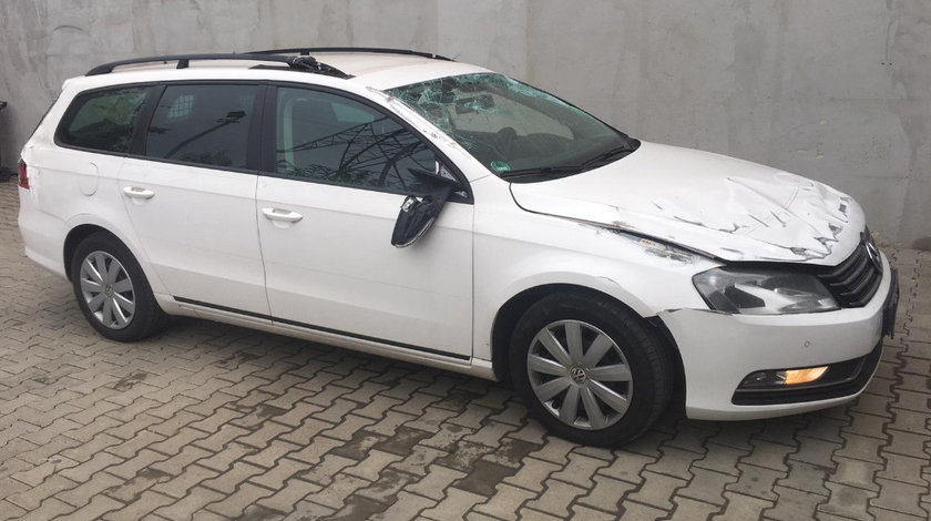 Macara geam stanga spate Volkswagen Passat B7 2012 Break 2.0TDI