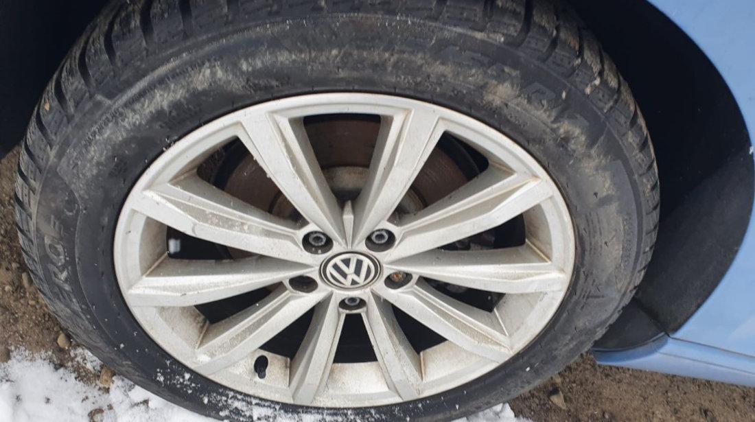 Macara geam stanga spate Volkswagen Passat B8 2015 break combi 2.0tdi CRLB 150cp