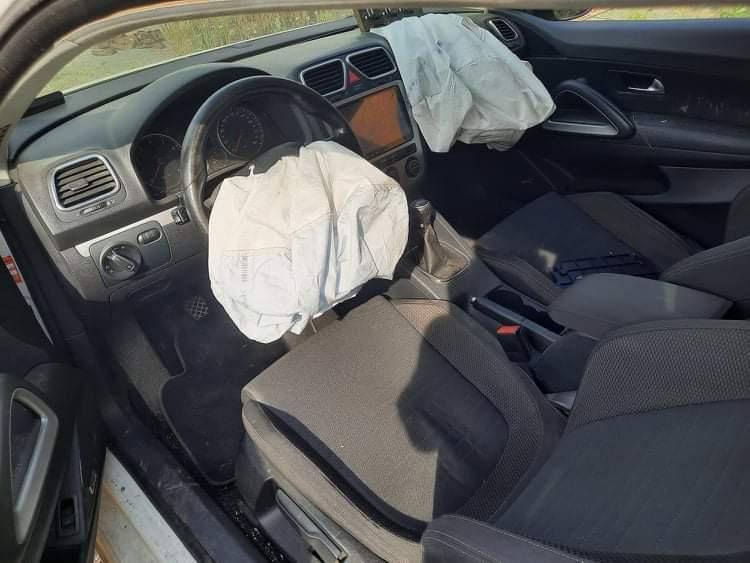 Macara geam stanga spate Volkswagen Scirocco 2010 hatchback 1.4 tsi CAVD