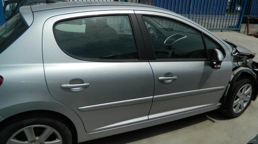 Macara geam usa dreapta fata Peugeot 207