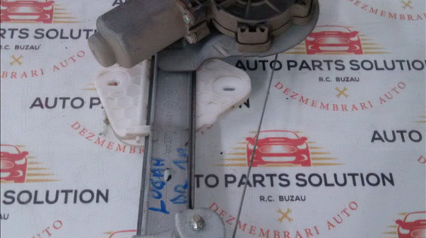 Macara geam usa dreapta spate Dacia LOGAN 2005-2010