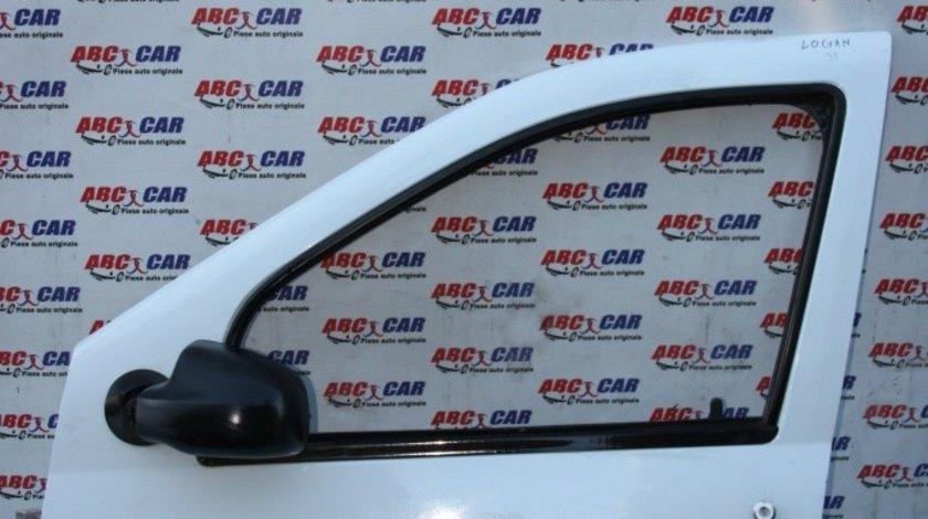 Macara geam usa stanga fata Dacia Logan 1 VAN Facelift model 2010