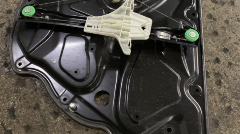 Macara geam usa stanga spate Volkswagen Passat B6 [2005 - 2010] Sedan 4-usi 2.0 TDI DSG (170 hp) (3C2)