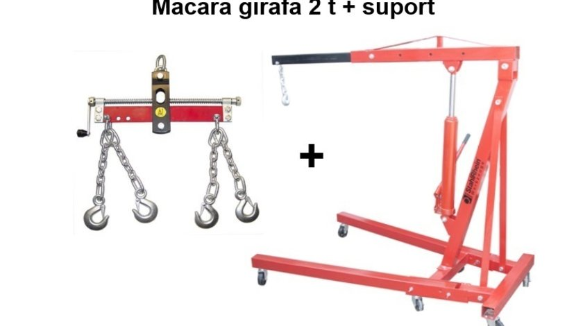 MACARA GIRAFA 2 T (H500) + SUPORT (D24363)