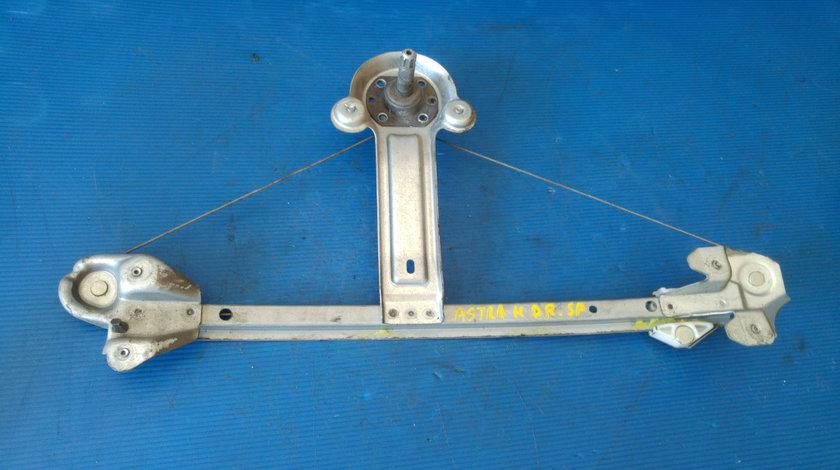 Macara manuala dreapta spate opel astra h 13100420