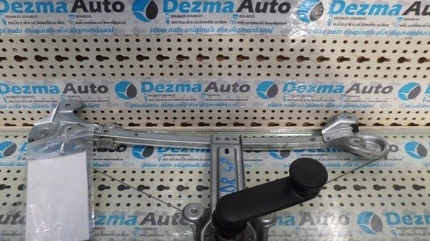 Macara manuala dreapta spate Opel Astra H 2004-2009