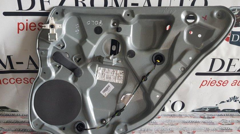 Macara manuala geam usa dreapta spate VW Polo 9N