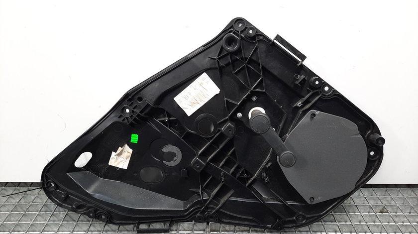 Macara manuala stanga spate, Ford Fiesta 6 [Fabr 2008-prezent] 8A61-A045H23-AG (id:428009)
