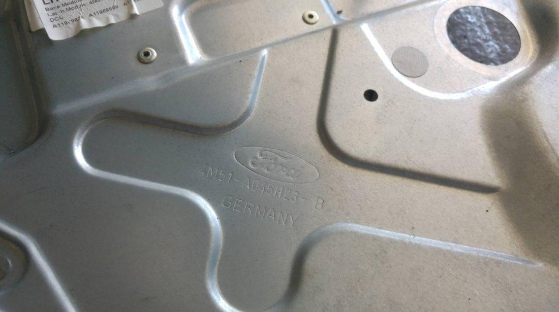 Macara manuala stanga spate ford focus 2 3m51-a045h23-b