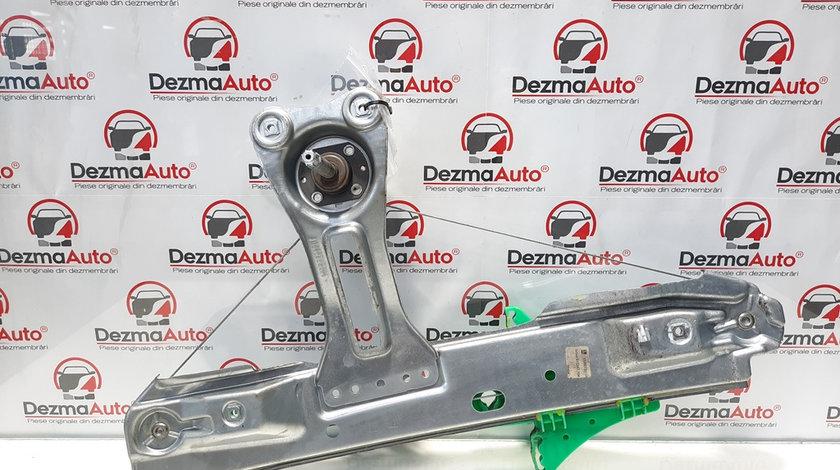 Macara manuala stanga spate, Opel Astra J [Fabr 2009-2015] (id:426845)