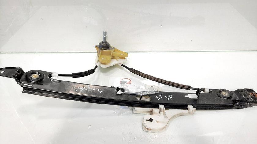Macara manuala stanga spate, Seat Altea (5P1) [Fabr 2004-2010] (id:424045)