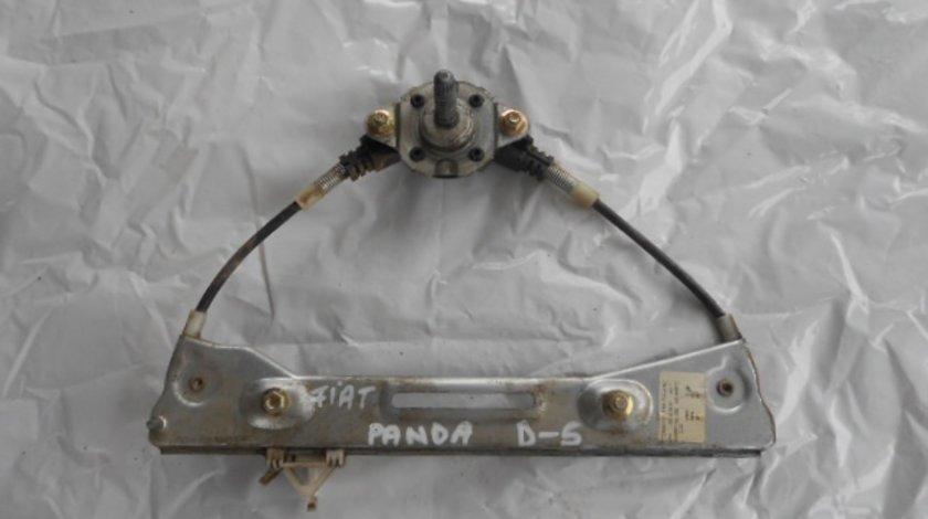 MACARA MANUALA USA DREAPTA SPATE FIAT PANDA FAB. 2003 - PREZENT