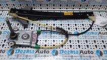 Macara manuala usa stanga spate 8Z0839399A, Audi A...