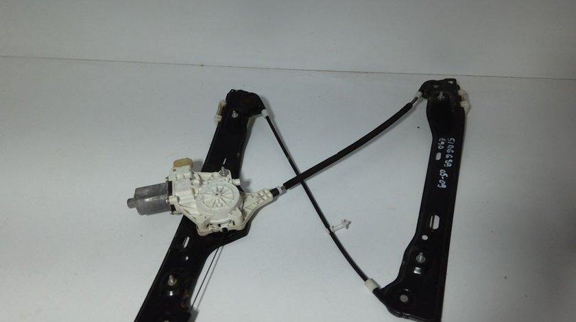 Macara + motoras usa dreapta fata BMW Seria 3 E90 / 91 an 2005-2009 cod 0130822227